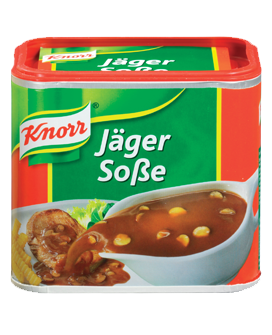 Knorr Jager sauce Tub