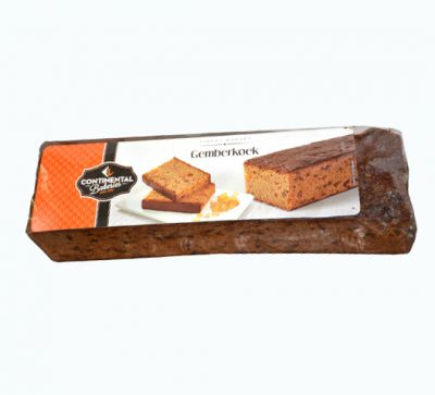Continental Bakeries Ginger Cake