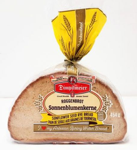Dimpflmeier Sunflower Bread 1lb.