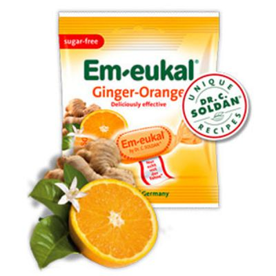 Dr Soldan's Em Eukal Ginger Orange
