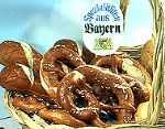 Authentic Laugen Bavarian Pretzels IMPORTED FROM MUNICH