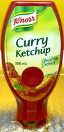 KNORR Livio CURRY KETCHUP