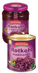 Red Cabbage, Hengstenberg Traditionell, 18 servings