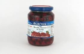 Agrosik Morello Cherries in Syrup