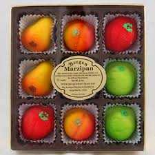Bergen Marzipan Fruit Tray SPECIAL
