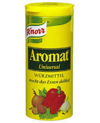 Knorr Aromat Universal and All Purpose Seasoning