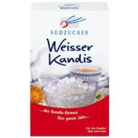 Sudzucker Weisser Kandis White Rock Sugar