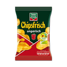 Funny Frisch Chipsfrisch Hungarian Chips