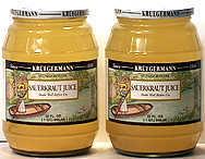 Juice | Sauerkraut | Kraut | Be Nourished Be Nourished