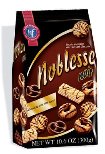 Noblesse Noir Assorted Cookies