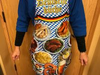 German Meal Apron