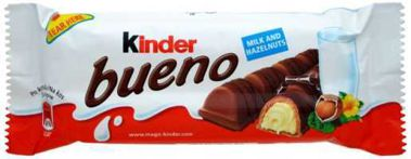 Kinder Bueno Pack 6pc