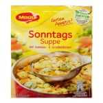 Maggi Sonntags Suppe SPECIAL