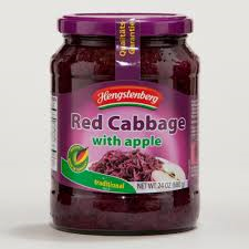 Hengstenberg Red Cabbage Several sizes