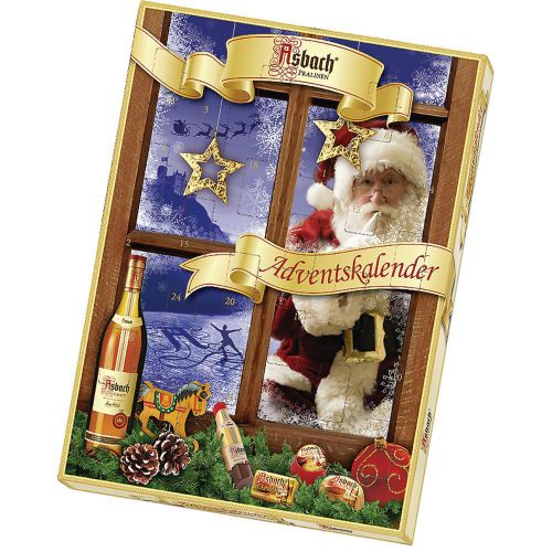 Asbach Uralt Advent Calendar