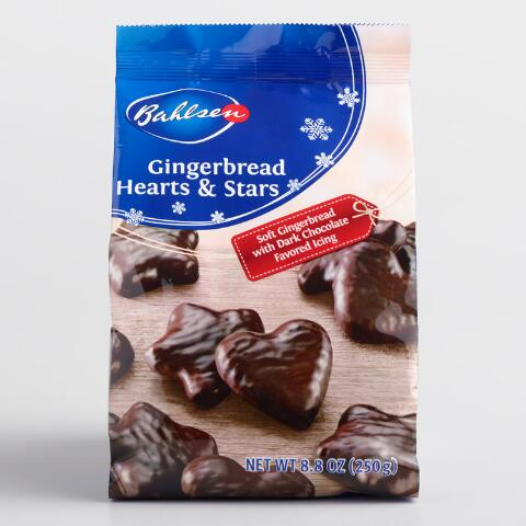 Bahlsen Gingerbread Hearts & Stars