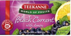 Teekanne Black Currant Tea