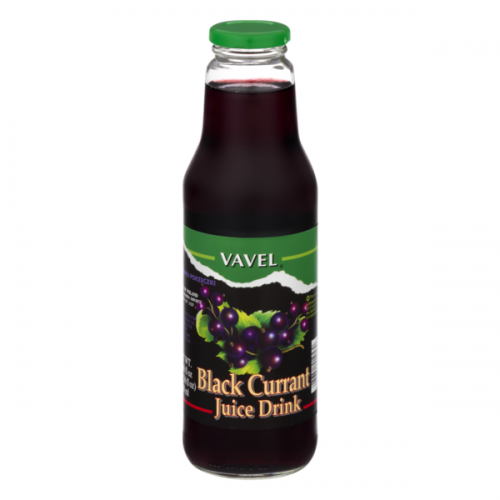Vavel Black Currant Juice Drink