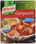 Knorr Currywurst Sauce
