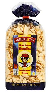 Armbruster Laminated Pasta