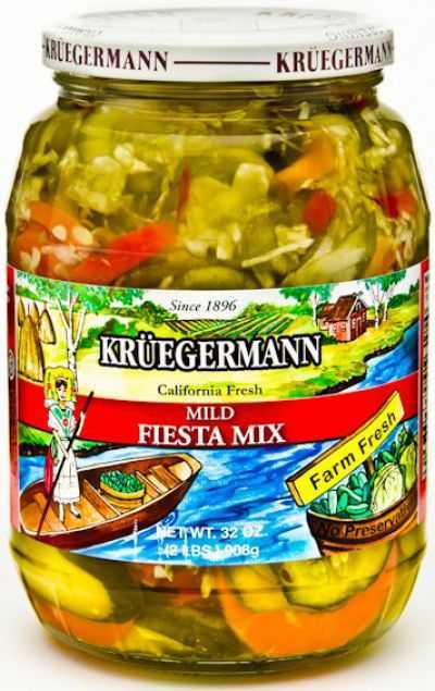 Kruegermann Fiesta Mix