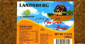 Landsberg-Five-Grain-Bread