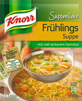 Knorr Suppenliebe Fruhlings Suppe