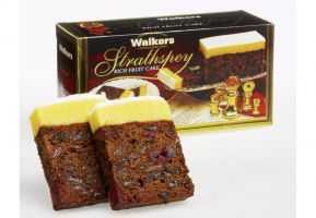 Walkers Rich Fruit Cake