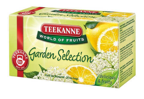Teekanne Garden Selecetion Tea