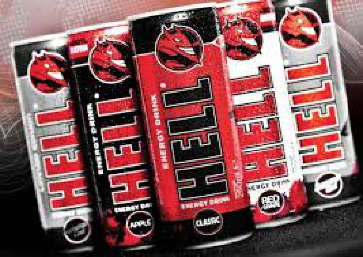 Hell Energy Drinks SUPER SPECIAL