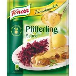 Knorr Feinschmecker Pfifferling sauce