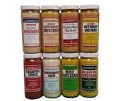 Lakeside's Horseradish and Mustard products