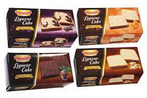 KuchenMeister Assorted Liqueur Cakes