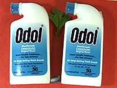 Odol original Mouthwash Concentrate