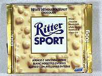 Ritter Sport Voll Nuss White Chocolate Bar