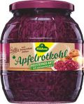 Kuhne Barrel Red Cabbage with apple Holsteiner art