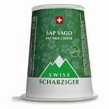 Imported Swiss Sap Sago Cheese