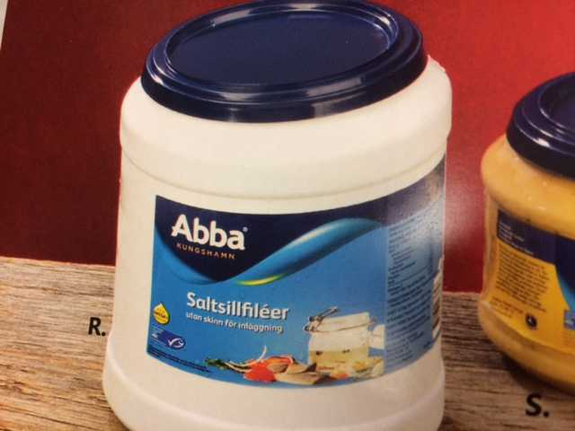 Abba Salt Herring