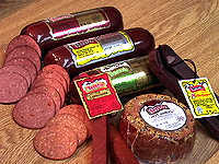 Snacking Sausage Sampler