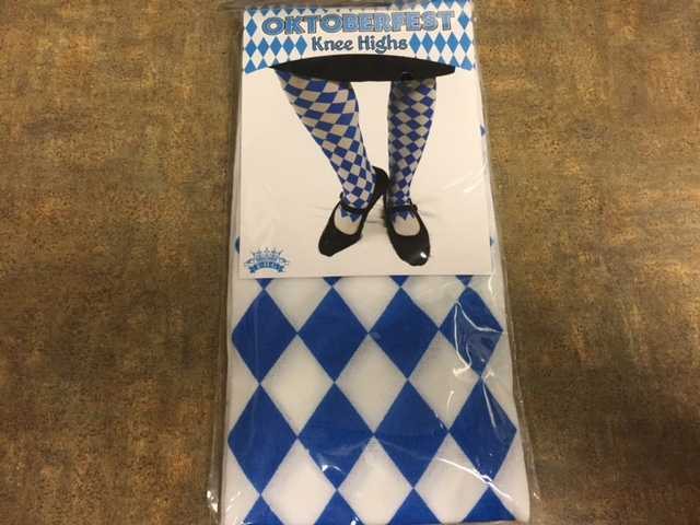 Oktoberfest Knee Highs