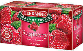 Teekanne Raspberry Tea